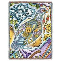 Ptarmigan Tapestry Throw