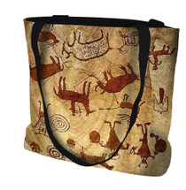 Rock Art of the Ancients Tote Bag Tote Bag