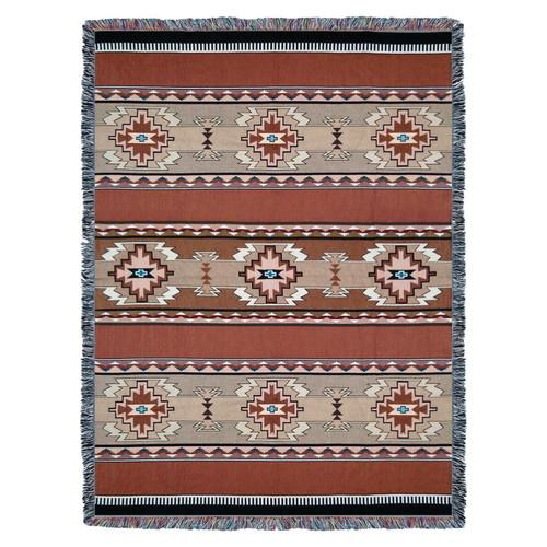 Rimrock Sandstone - Tapestry Throw