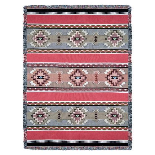 Rimrock Dusk - Tapestry Throw
