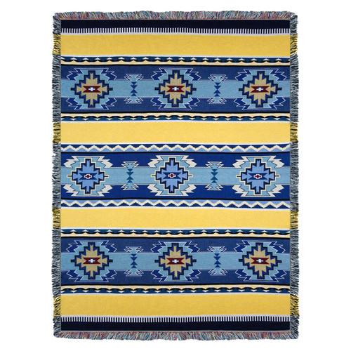 Rimrock Sun Tapestry Throw Tapestry Throw
