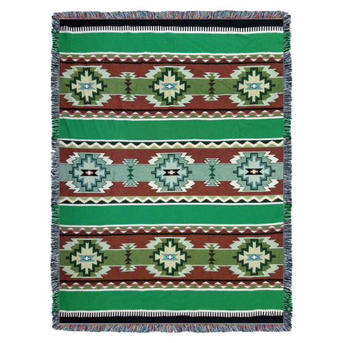 Rimrock Spring - Tapestry Throw
