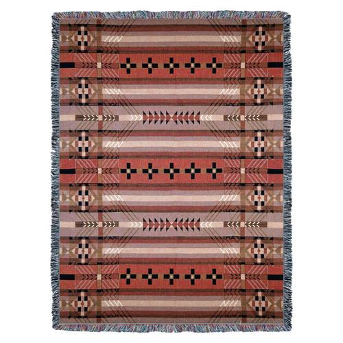 Antelope Ridge - Tapestry Throw