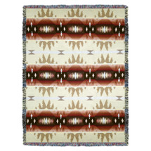 Cimarron Tapestry Throw Tapestry Throw