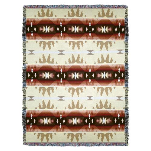 Cimarron Tapestry Throw Tapestry Throw
