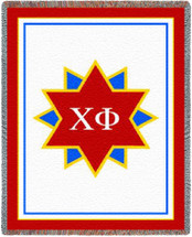 Chi Phi Tapestry Throw Blanket