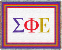 Sigma Phi Epsilon Tapestry Throw
