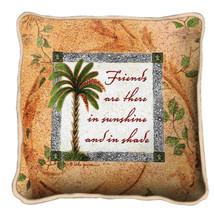 Friends In Sunshine Pillow Pillow