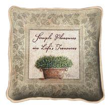 Lifes Treasures Pillow Pillow