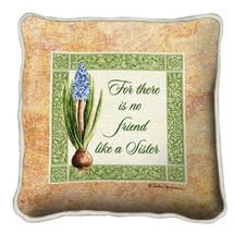 No Friend Like a Sister Pillow Pillow