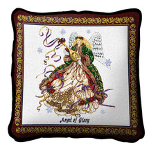 Angel Of Glory Pillow Pillow