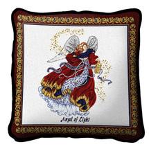 Angel Of Light Pillow Pillow