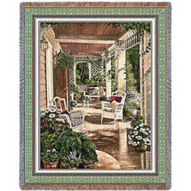 Vintage Comfort by Betsy Brown Tapestry Throw