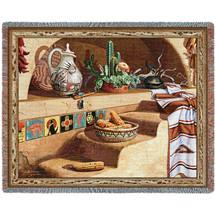 Adobe Dreams Blanket Tapestry Throw
