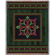 Holiday Americana Blanket Tapestry Throw