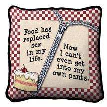 Food Pillow Pillow