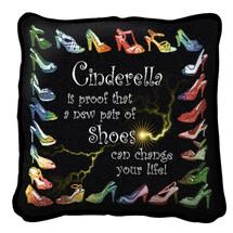 Cinderella Pillow Pillow