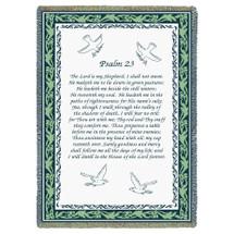Psalm 23 Blanket Afghan