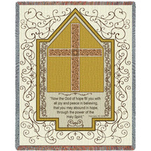 Steeple Blanket Tapestry Throw