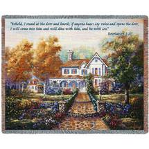 Marissa's House Blanket Tapestry Throw