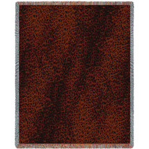 Leopard Skin Light Blanket Tapestry Throw