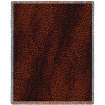 Leopard Skin Light Blanket Tapestry Throw