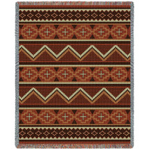Los Ranchos Blanket Tapestry Throw