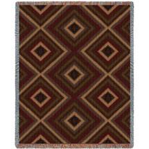 Chevron Blanket Tapestry Throw