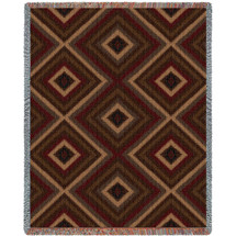 Chevron Blanket Tapestry Throw