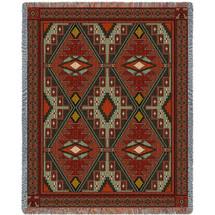 Trailwalker - Tapestry Throw