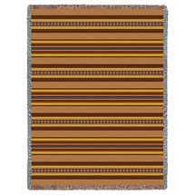 Saddleblanket Sand Blanket Tapestry Throw