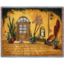Casa Bonita Blanket Tapestry Throw