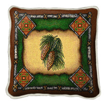 Pinecone Lodge - Pillow