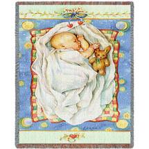 Dreamland Mini Blanket Tapestry Throw