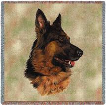 German Shepherd  - Lap Square