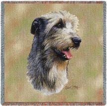 Irish Wolfhound by Robert May Lap Square
