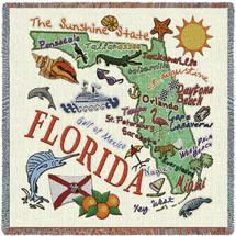 State of Florida - Lap Square