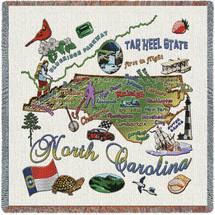 State of North Carolina Lap Square