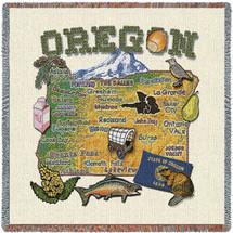 State of Oregon - Lap Square