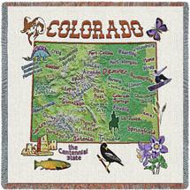 State of Colorado - Lap Square