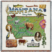 State of Montana - Lap Square