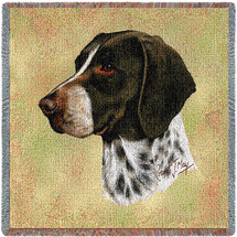 German Short Haired Pointer - Lap Square