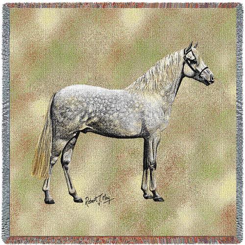 Welsh Pony Horse - Lap Square