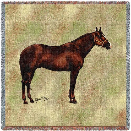 Quarter Horse - Lap Square