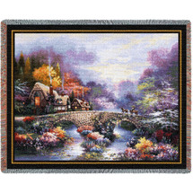 Going Home - Tapestry Throw
