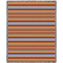 Saddleblanket - Sky - Tapestry Throw