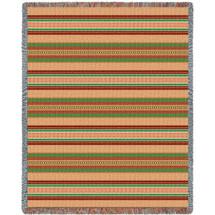 Saddleblanket - Juniper Tapestry Throw