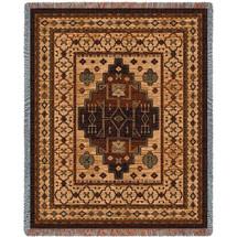 Gila Sunset - Tapestry Throw