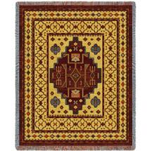 Gila Sunrise - Tapestry Throw