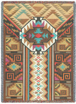 Peruvian - Tapestry Throw